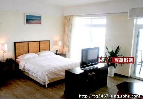 惠州巽寮湾金海湾凤池岛酒店公寓