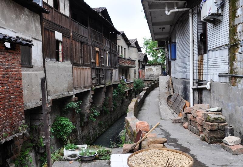 壁纸 风景 古镇 建筑 街道 旅游 摄影 小巷 800_551
