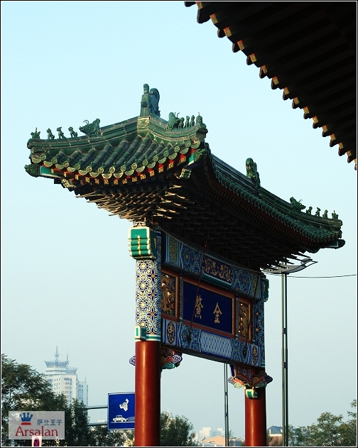 天津文化街印象--建筑篇-【salan