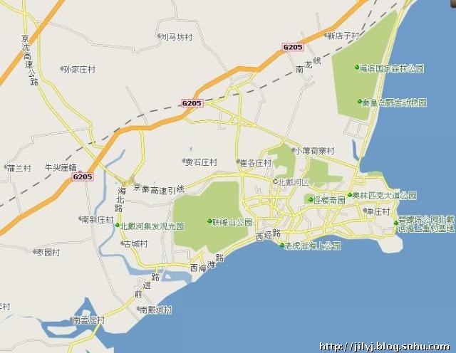 威海到乳山地图