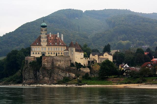 美泉宫和美泉宫花园 维也纳老城 瓦豪风景区--多瑙河 哈尔施塔特