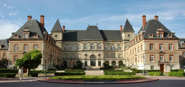 巴黎大學城為什么沒有中國樓