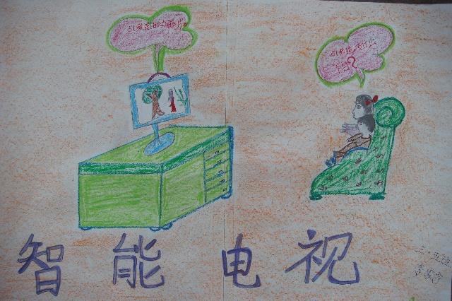 小学生科技创新绘画,创新-小学生科技创新作品图片