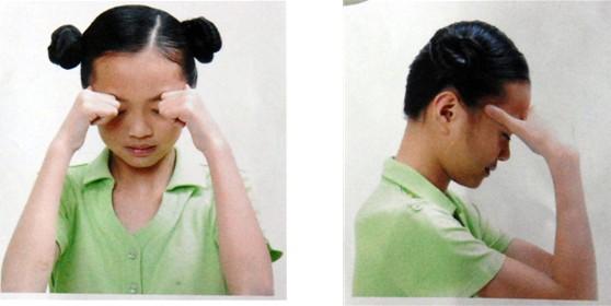新眼保健操图解-近视医师:汪红-我的搜狐