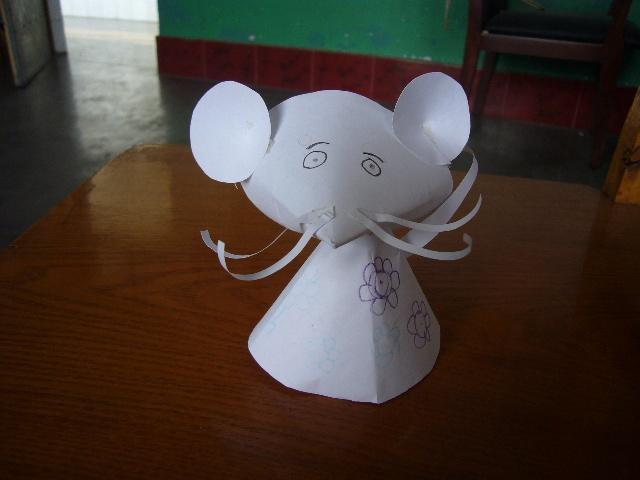 圆形布偶制作步骤