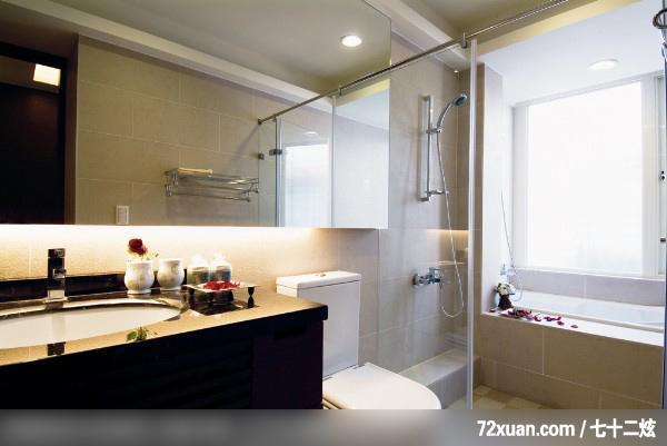 最新卫浴间装修效果图大全2010