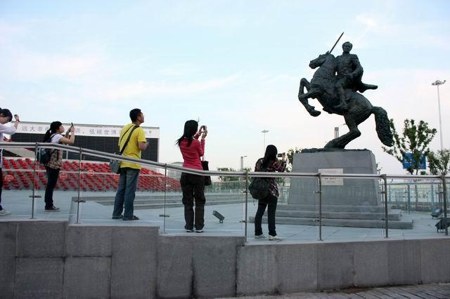 上海世博会雕塑作品展览