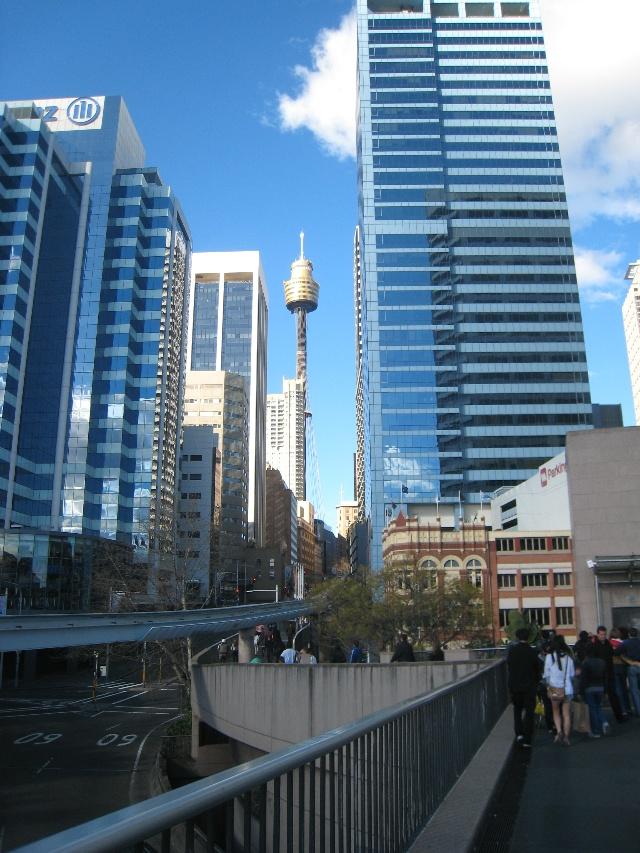 又见悉尼8-悉尼塔景-2010-08-21