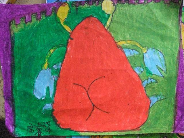 小三角红旗简笔画 卡通小猫头饰简笔画 小三角红旗简笔画