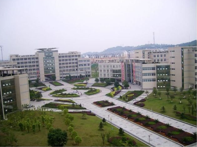 大学校园景观规划设计内容包括总平面图 总鸟瞰图