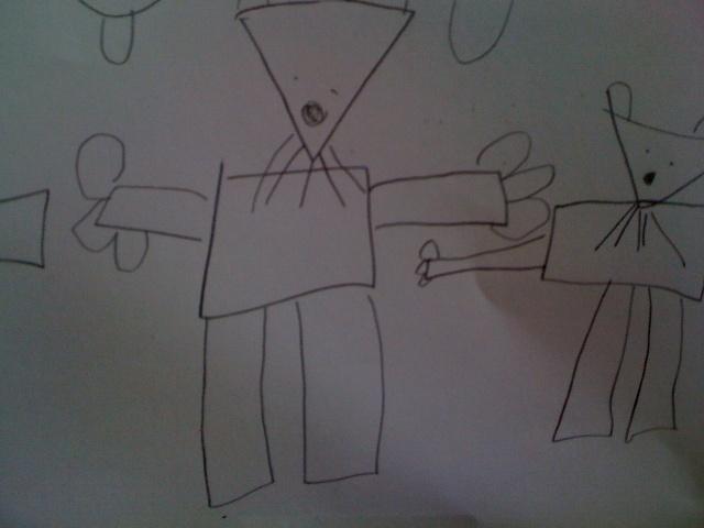 幼儿园如侧提裤子步骤图