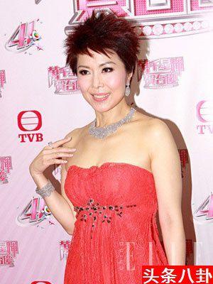 沒想到這些TVB 明星竟然是同性戀!她也是哦,太驚訝啦!!
