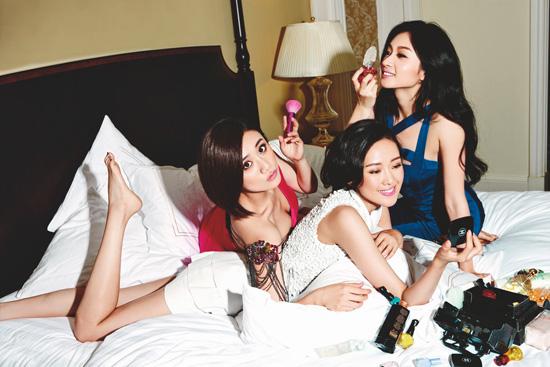 """当你们聚在一起,这就叫做""""姐妹淘"""""""