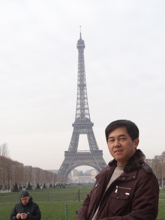 法国埃菲尔铁塔-剑旻一川-搜狐博客