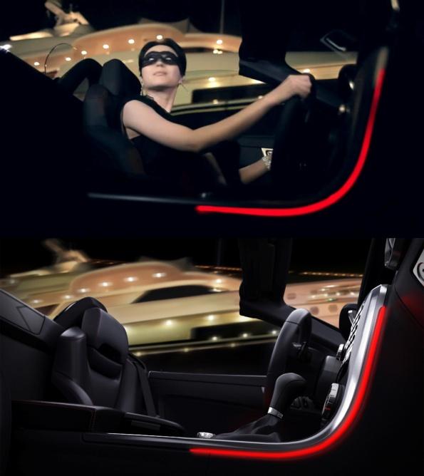 bitone奔驰slk350项目成功上线高清图片