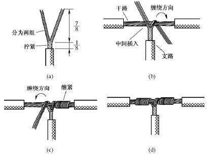 电工 电线 连接 接线 (摘录)