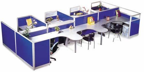 办公桌的摆放与忌讳