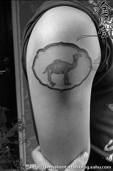 时尚纹身 个性纹身 字母纹身 凤凰纹身 腰花纹身